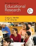 Introduction to Educational Research (7th Edition)
