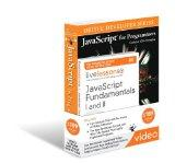 JavaScript Fundamentals I and II LiveLessons Bundle