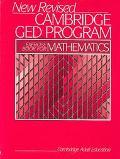 New Revised Cambridge Ged Program Exercise Book for Mathematics