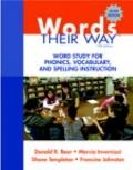 Words Their Way: Word Study for Phonics, Vocabulary, and Spelling Instruction (5th Edition) ...