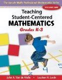 Single User e-book DVD for Teaching Student-Centered Mathematics Grades K-3