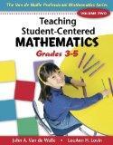 Single User e-book DVD for Teaching Student-Centered Mathematics Grades 3-5