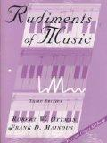 Rudiments of Music (3rd Edition)