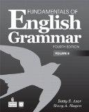 Fundamentals of English Grammar, Volume B (4th Edition)