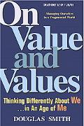 On Value and Values