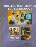 College Mathematics for Technology