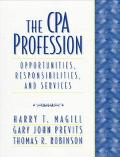 Cpa Profession Opportunities, Responsibilities, and Services