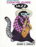 Concise Guide to Jazz-text Only