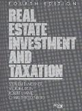 Real Estate Investment and Taxation