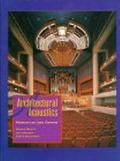 Architectural Acoustics Principles and Design