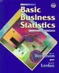 Basic Business Statistics-w/cd