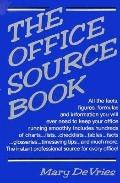 The Office SourceBook - Mary A. De Vries - Paperback