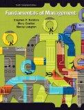 Fundamentals of Management, Sixth Canadian Edition with MyManagementLab (6th Edition)