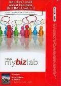 MyBizLab with Pearson eText Student Access Code Card for Better Business