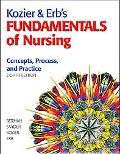 Kozier & Erb's Fundamentals of Nursing Value Pack (includes MyNursingLab Student Access  for...