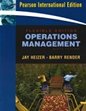 Operations Management. Jay Heizer, Barry Render