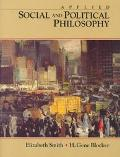 Applied Social and Political Philosophy