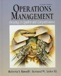 Operations Management-text Only