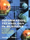 Information Technology in Business Principles, Practices, and Opportunities