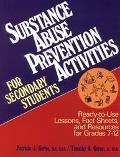 Substance Abuse Prevention...students