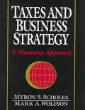 Taxes+business Strategy