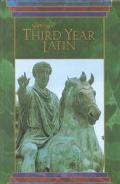 Third Year Latin