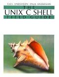Unix C Shell Field Guide