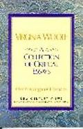 Virginia Woolf A Collection of Critical Essays