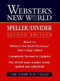 Webster's New World Speller/Divider