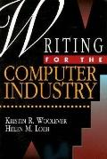 Writing for the Computer Industry