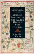 ENGLISH SOCIETY IN LATER MIDDLE AGES 1348-1500 (P)
