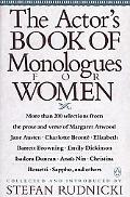 Actor's Book of Monologues for Women From Non-Dramatic Sources