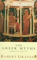 Greek Myths Complete And Unabridged