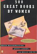 500 Great Books by Women A Reader's Guide