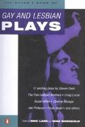 Actor's Book of Gay and Lesbian Plays