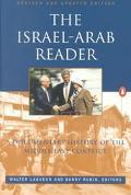 Israel-arab Reader,rev.+updated