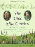 3,000 Mile Garden: From London to Maine-a Correspondence on Gardening, Food, and the Good Li...