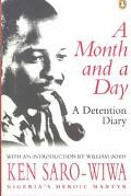 Month and a Day A Detention Diary