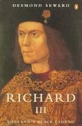 Richard Iii:england's Black Legend
