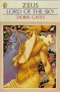 Zeus: Lord of the Sky - Doris Gates - Paperback