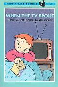 When the TV Broke