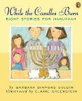 While the Candles Burn Eight Stories for Hanukkah