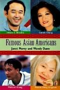Famous Asian Americans (Puffin Nonfiction)