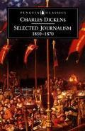 Selected Journalism 1850-1870