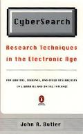 Cybersearch: Research Techniques in the Electronic Age