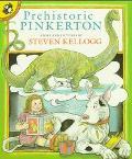 Prehistoric Pinkerton - Steven Kellogg - Paperback