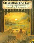 Going to Sleep on the Farm - Wendy Cheyette Lewison - Paperback - REPRINT