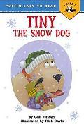 Tiny the Snow Dog