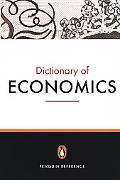 Penguin Dictionary of Economics