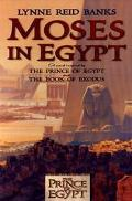 The Moses in Egypt: A Novel Inspired by Prince of Egypt and The Book of Exodus